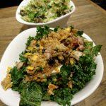 表参道サラダストップでキヌアサラダ。キヌアって糖質制限中に食べていいの?