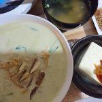 スープリーズで豆乳スープ