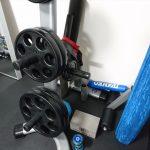 ベレッツァでトレーニング。運動量が足りないって言われた。