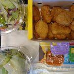 糖質制限57日目の食事。朝からマック
