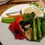 ダイエット84日目の食事