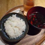 ダイエット87日目の食事