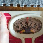 ダイエット119日目の体重