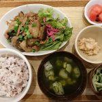 ダイエット138日目の食事