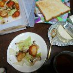 ダイエット149日目の食事