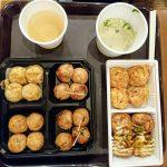 ダイエット177日目の食事。大阪旅行1日目。