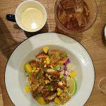 ダイエット153日目の食事。かき氷とタピオカミルクティー
