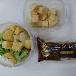 ダイエット294日目の朝食とランチ